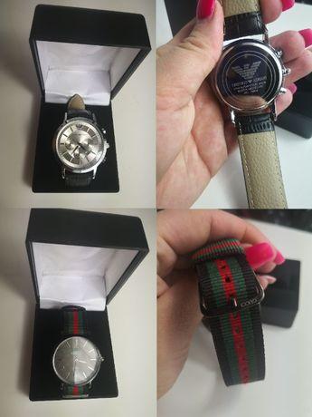 Zegarek Zegarki Gucci Emporio Armani Ea7 nowe premium
