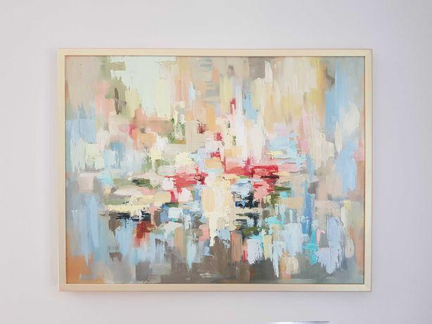 Картина живопись абстракция масло 60х80см под заказ