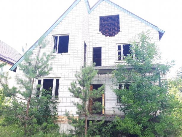 Дом возле леса