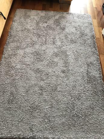 Szary dywan 125x180