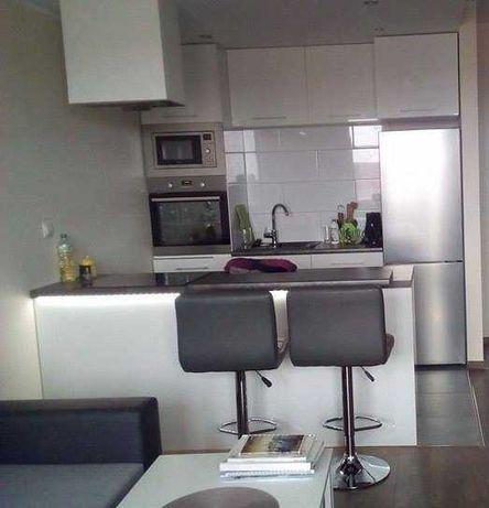 3-pokojowe mieszkanie w nowym bloku, wysoki standard, umeblowane