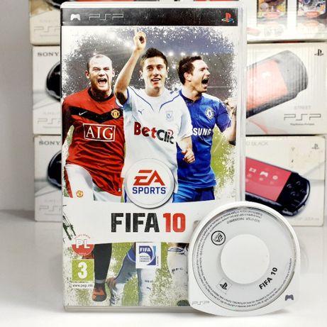 FIFA 10 sony psp POLSKA WERSJA z napisami #98