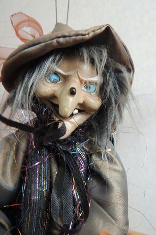 Кукла Баба Яга оберег Сувенир Подарок