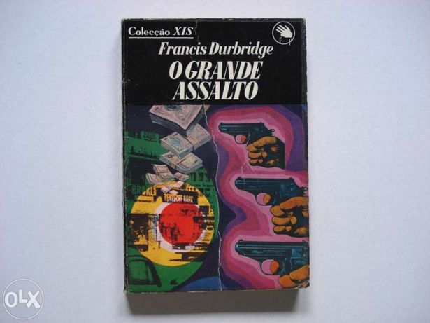 """""""Colecção XIS"""" - """"O Grande Assalto"""" (1971)"""