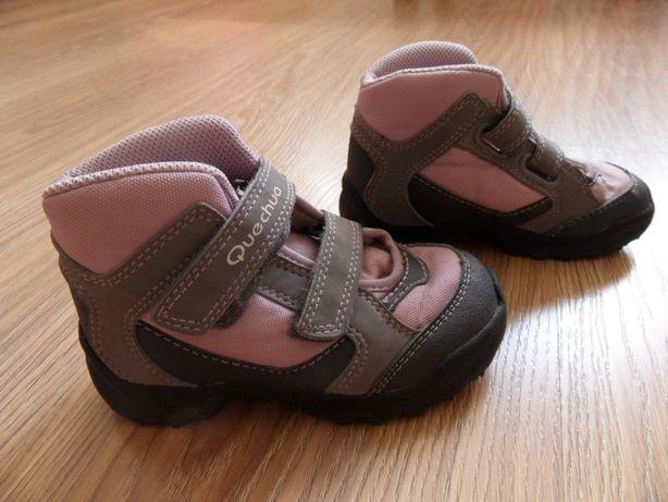 buty dla dziewczynki r.24 Quechue