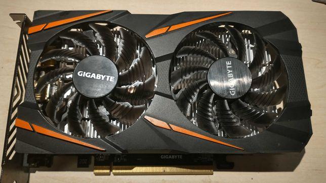 Uszkodzona Karta Graficzna Gigabyte RX 460 2GB