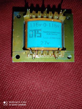 Transformadores 27V 0.5A 13.5VA