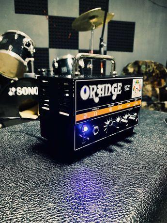 Orange micro Dark (ламповая голова, не Marshall, Laney, Fender,Vox)