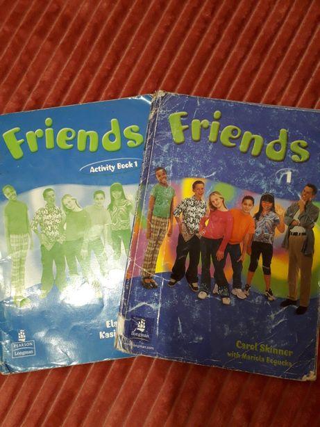 Учебник Friends б/у