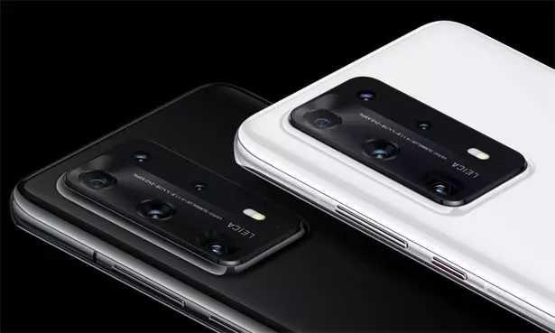 Новый Huawei P40 Plus Pro ЧерныйСмартфон