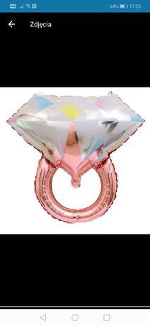 Balon pierścionek na Wieczór Panieński