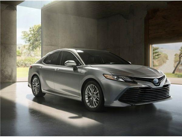 Дверь передняя правая Toyota Camry 2018 70 кузов США, Европа