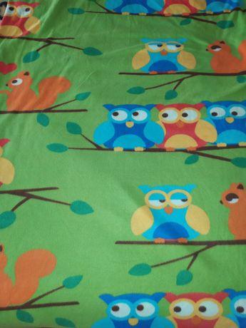 Флисовое детское одеялко на змейке детское одеяло.