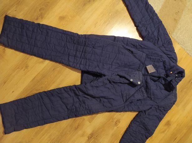 ubranie robocze ocieplane