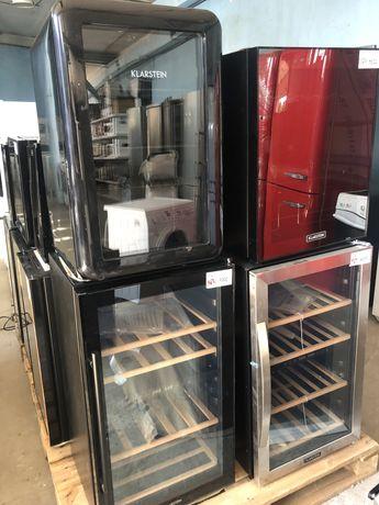 Винные и барные холодильники Klarstein (Германия)