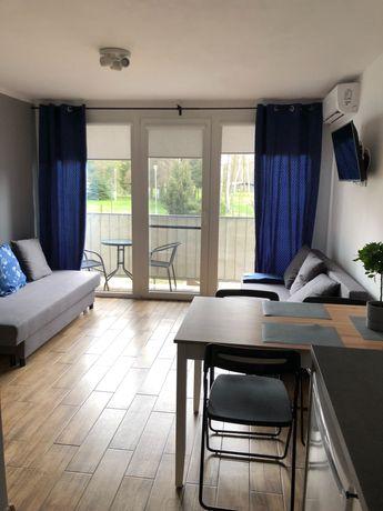 Pokoje przy plaży Jezioro Białe