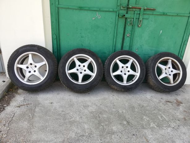 "Alufelgi 16"" SHAPER 5X110 Opel ,Saab,Fiat,Alfa,Omega,Vectra,Astra"