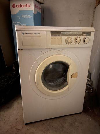 Продам рабочую стиральную машину Zerowatt