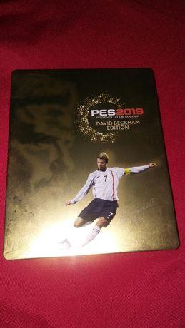 PES 2019 PS4 steelbook