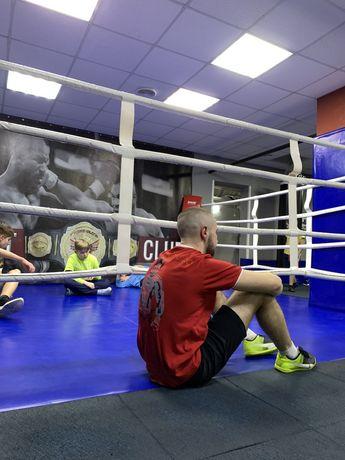 Бокс ,Crossfit, ОФП ! Персональные тренировки!