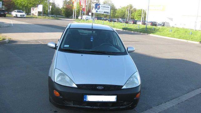 sprzedam ford focus - klimatyzacja - wspomaganie kierownicy - zadbany
