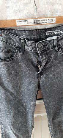 Spodnie jeans skiny 38