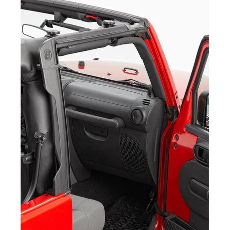 Kit molduras jeep wrangler jk