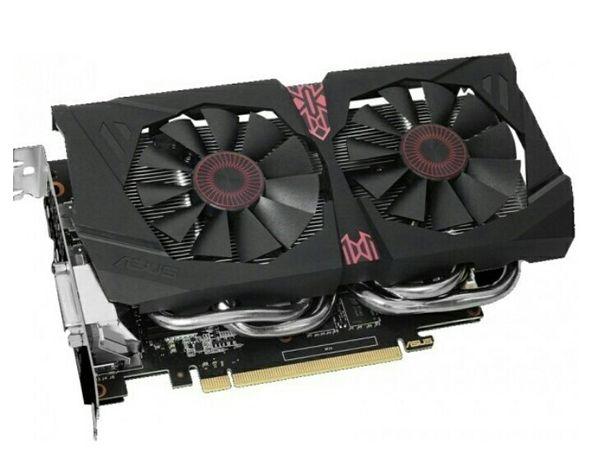 Видеокарта ASUS GeForce GTX 1060 6GB GDDR5 9Gbps Advanced edition