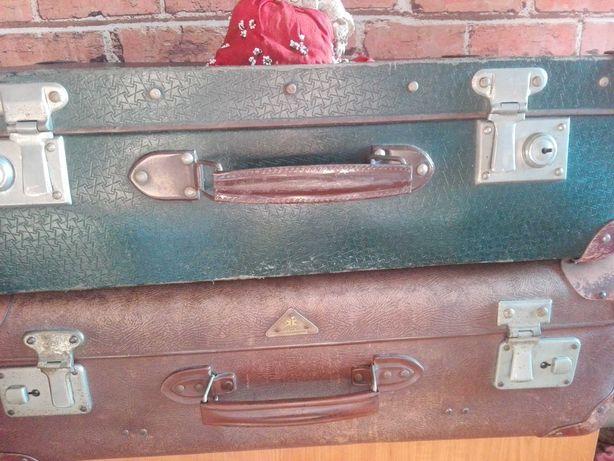 Przedwojenna walizka