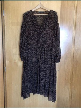 Vestido Tigresse Zara