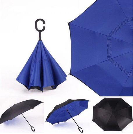 Зонт перевертышь