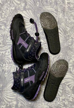 Geox Зимние ботинки, термо, мембрана, Waterproof, p.29-30