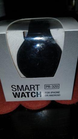 Smartwatch - fabryczny komplet