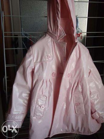Casaco rosa Pré-Natal