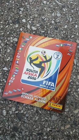 Album Piłkarski FIFA South Africa