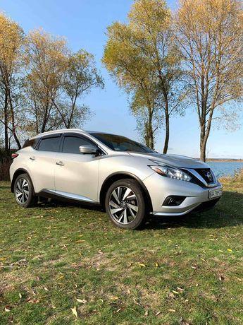 Nissan murano z52 platinum