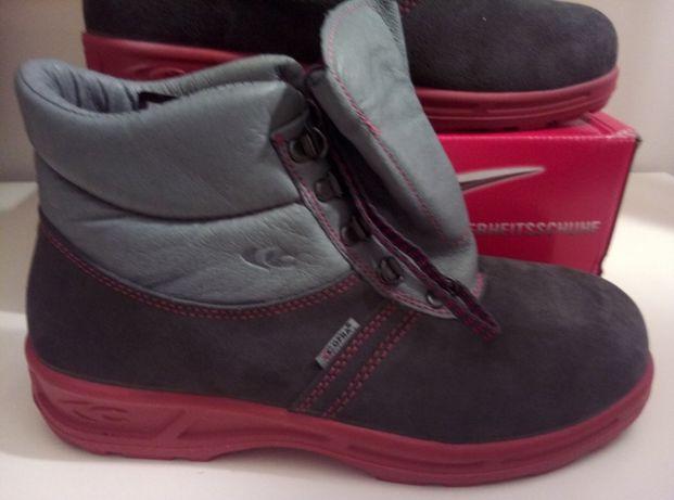 Buty Trzewikispecialne dla dekarzy wykonane dla dekarzy COFRA