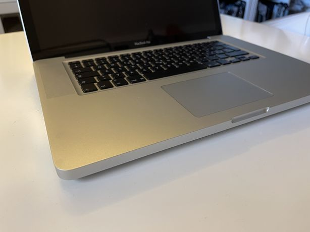 """Macbook Pro 15"""" 2011 A1278 - avariado para peças"""