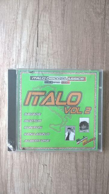 Italo Disco Classics - cd. WYSYŁKA GRATIS!!!
