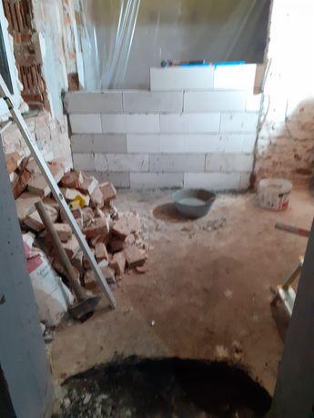 Oddam cegły całe po rozbiórce