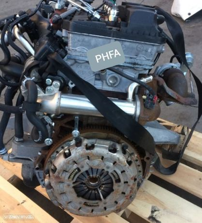Motor FORD TRANSIT 2.4TDCi 100Cv Ref.PHFA