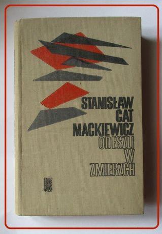 Odeszli w zmierzch-S.Cat.Mackiewicz/PAX/publicystyka,historia,wojna