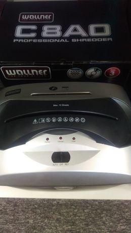 Niszczarka Wallner C8A0