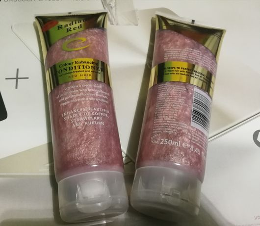 Odżywka do włosów rudych CREIGHTONS RADIANT RED 250ml