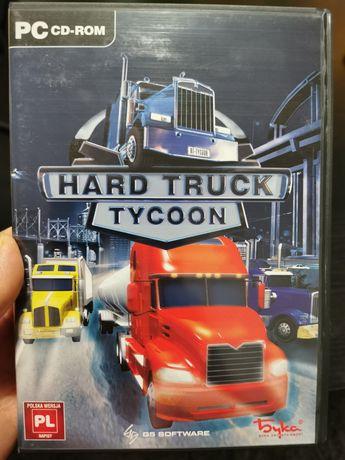 Gra PC - Hard Truck Tycoon PL