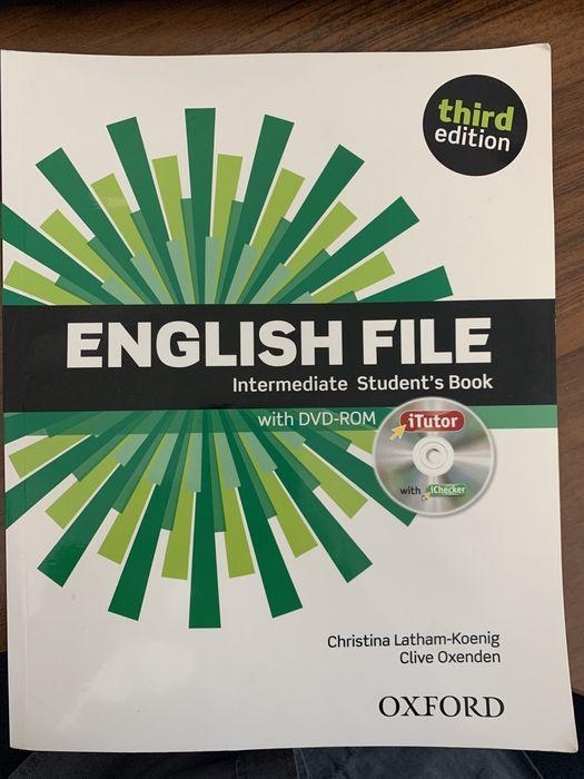 English File Intermediate - 3rd edition - Nowa Krosno - image 1