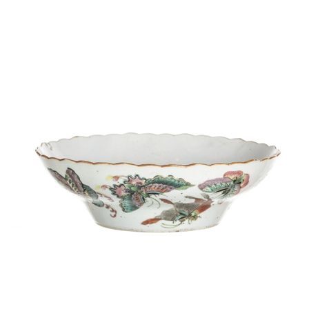 Taça Porcelana Chinesa