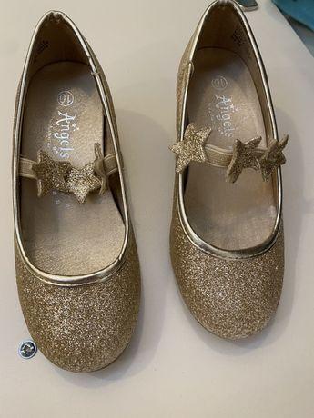 Туфельки для девочки, детские туфли