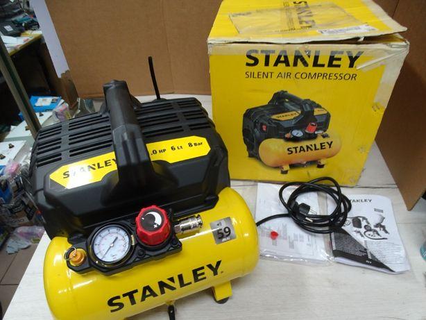 Stanley kompresor bezolejowy DST 100/8/6