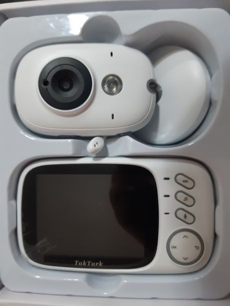 Câmara vigilancia bebé
